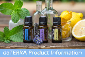doTERRA Product Information